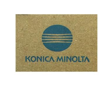 柯尼卡美能达C558粉盒外包装LOGO图片-科颐办公