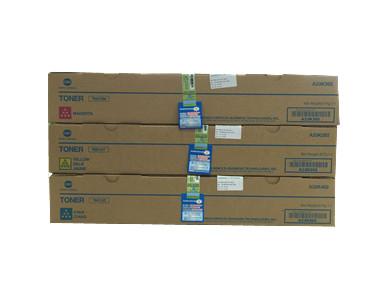 柯尼卡美能达C454e碳粉盒彩色
